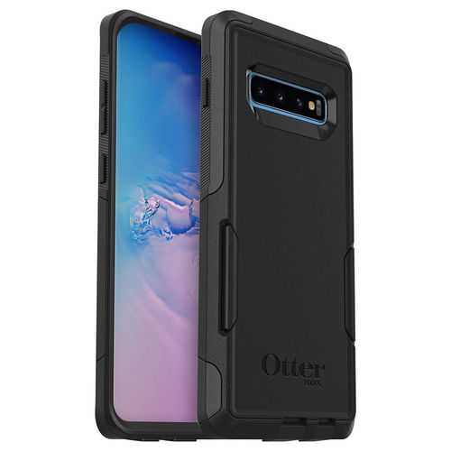 OtterBox Commuter Tough Case for Samsung Galaxy S10+ (Black)